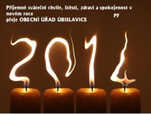 Happy new year 2014 - PF 2014